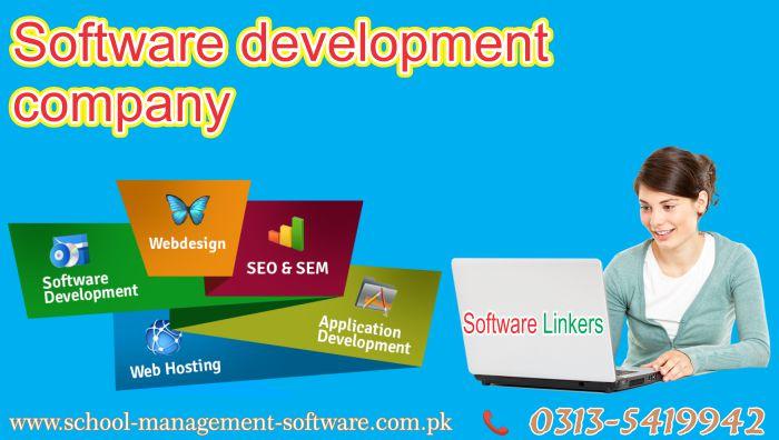 Software development company in pakistan