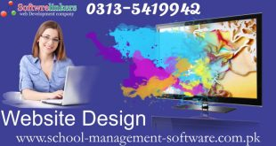 Web Design Company In Pakistan