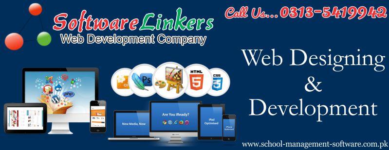 Website designing company in pakistan