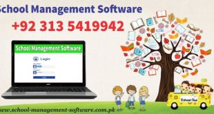 School Software Services In Lahore Punjab