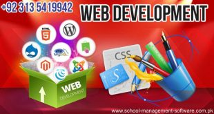 Web development in rawalpindi