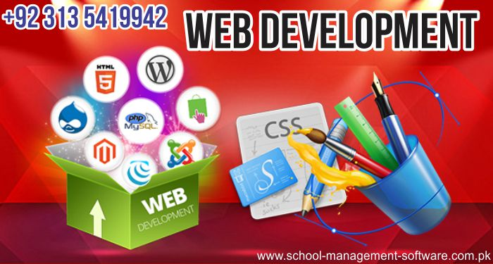 Web development in rawalpindi