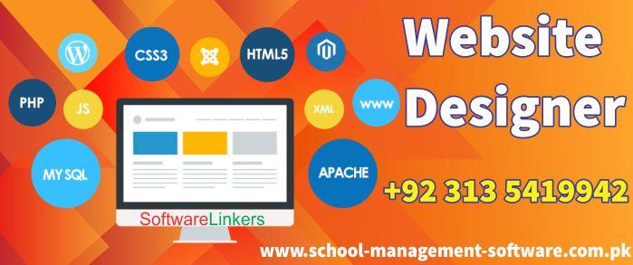 Website designer in islamabad