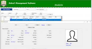 Student Information Software