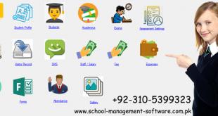 Free management School software